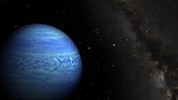갈색왜성의 상상도. - Robert Hurt/JPL, Janella Williams/Penn State University 제공